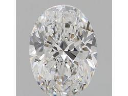Oval Diamond, 1.50ct
