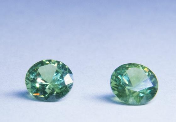 Green demantoid, 2.12